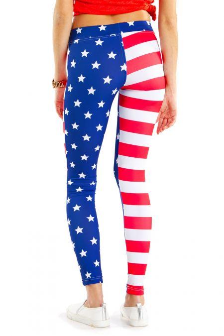 Flag Leggings